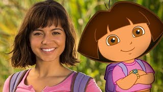 First Look at Edgy Live-Action Dora the Explorer Movie