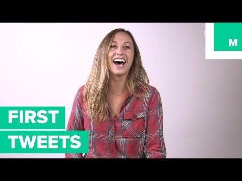 People Read Their First Tweet