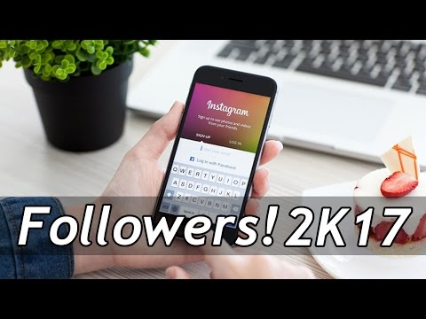 How to Increase Instagram Followers Quickly | 2018 100% Working