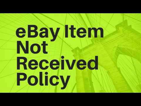 eBay Item Not Received INR Policy & Claims | How Not To Lose As A Seller
