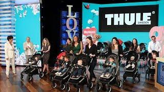 Kris Jenner & Ellen Reveal a Mother Lode of Giveaways!