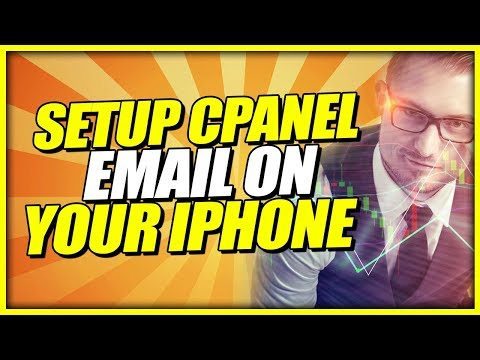 How To Setup cPanel Email On Your iPhone