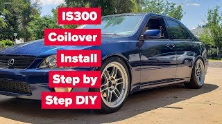 How to make the A650e hold power! Building your Lexus IS300