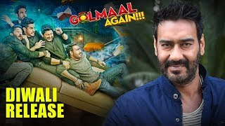 What Should We Expect From Ajay Devgn's Diwali Release Golmaal Again