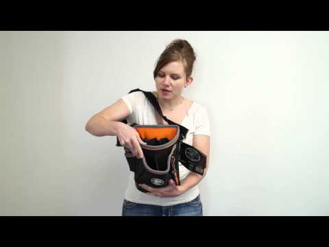 CED's Weekly Wire: Klein Tools 55419SP-14 Tradesman Pro Organizer Shoulder Pouch