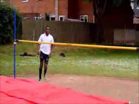 Athletics : Highjump