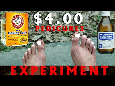 White Nails in 10 Minutes | EXPERIMENT!