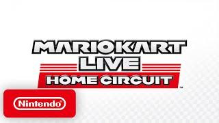 Mario Kart Live: Home Circuit - Announcement Trailer - Nintendo Switch