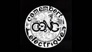 """Gong - Camembert Electrique Recorded and released in 1971.  Line-up: Daevid Allen (""""Bert Camembert"""") - guitar, vocals Gilli Smyth (""""Shakti Yoni"""") - space whisper Didier Malherbe (""""Bloomdido Bad De Grass"""") - saxophones, flute Christian Tritsch (""""Submarine Captain"""") - bass Pip Pyle - drums  mp3 @320"""