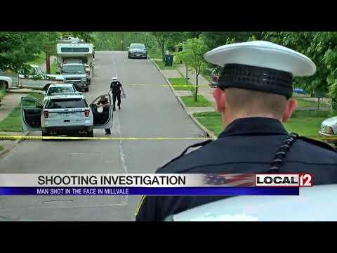 Man shot in face in Millvale