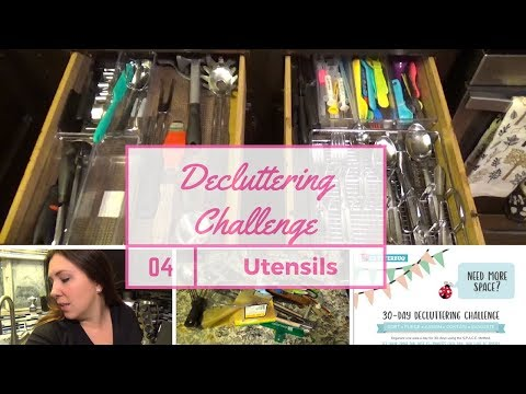 30 Day Decluttering Challenge - Day 04