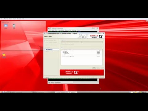 Oracle 12c client on Linux ( OEL 6.4 )