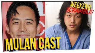 WS - Disney's Mulan Casts Jimmy Wong & Doua Moua ft. Steve Greene & Nikki Limo