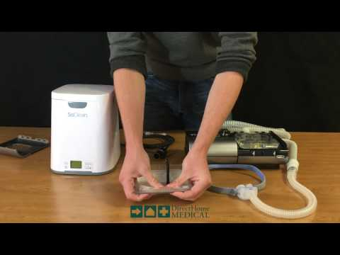 Getting Started with the SoClean 2 Automatic CPAP Sanitizer - DirectHomeMedical.com