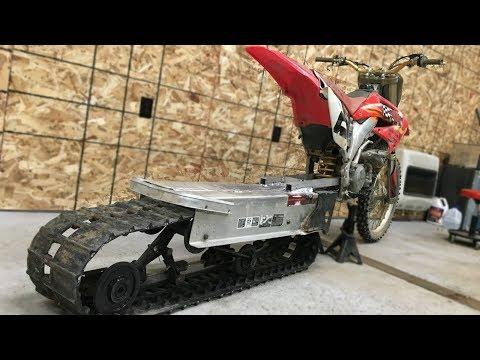 Extreme Snow Bike - Making The Machine