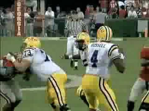 Georgia Bulldogs Score Board Video (2008) Saturday's Alright for Fighting