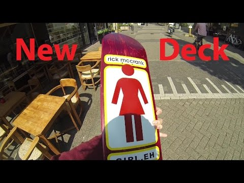 Buying A New Skateboard Deck