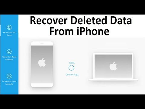 How to Recover Deleted Photos, Contacts, Messages from iPhone