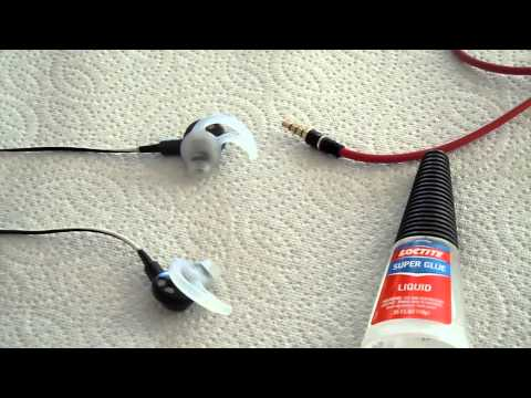 How To Save Headphones/Earbuds From Cable Ripping! - Easy and Fast