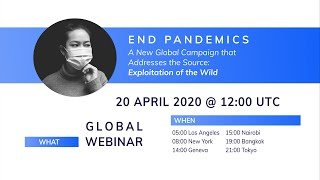 End Pandemics