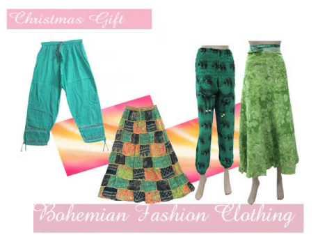 Bohemian Fashion Clothing By Mogulinteriordesigns