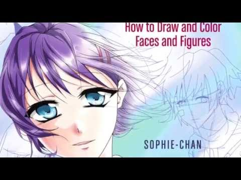 How to Draw Manga Characters with Sophie Chan