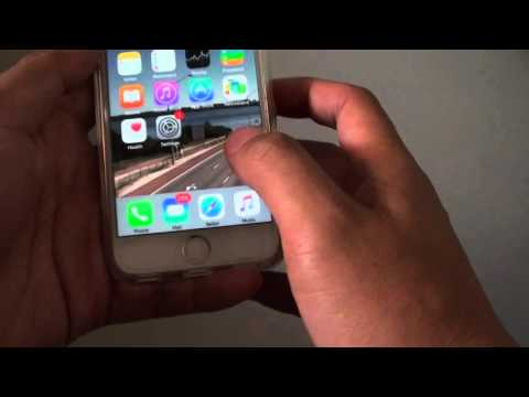 iPhone 6: How to Organize Email By Thread / List View