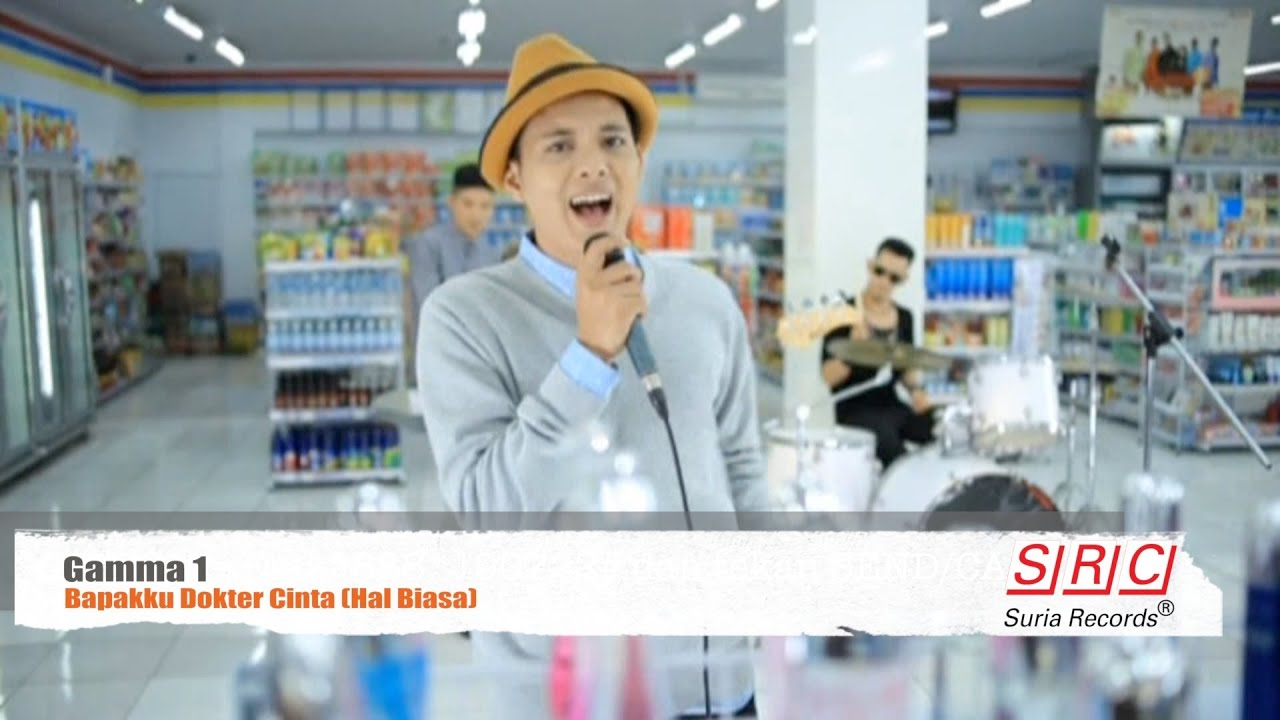 Download Gamma 1 -  Bapakku Dokter Cinta ( Official Video- HD ) MP3 Gratis