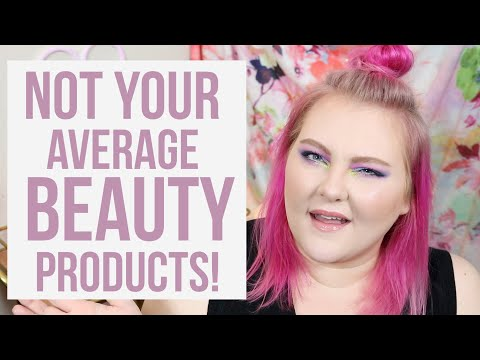 Not Your Average Beauty Products! Beauty Items That Stand Out From the Crowd! | Lauren Mae Beauty