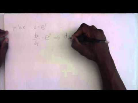 Rate of Change of Natural Logarithms