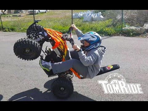 Learn How To Wheelie - SUCCESS GUARANTEED!
