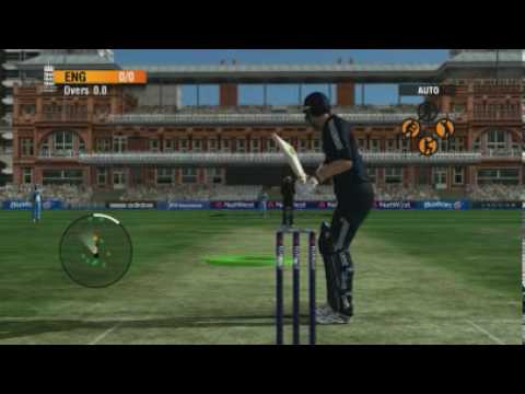 International Cricket 2010 - PS3 | Xbox 360 - Action Cam and Power Stick official video game trailer