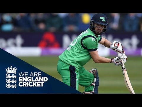 England Claim Confident Seven-Wicket One-Day Win Against Ireland in Bristol - Royal London ODI