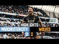 A Win At The Home Of The Champions Manchester City 0 2 Wolves Highlights