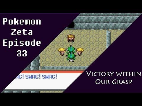 Pokemon Zeta Episode 33: Victory Within Our Grasp