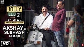 Jolly LL.B 2 | Akshay & Subhash Ki Jodi | Akshay Kumar | Subhash Kapoor