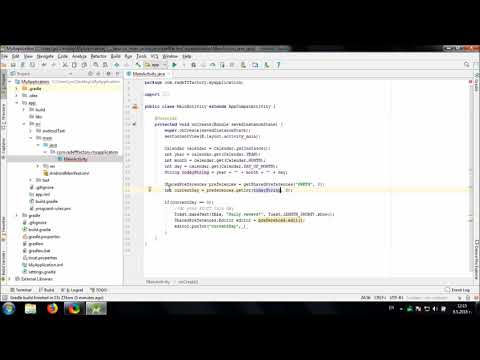 Granting Daily Rewards in Android Studio