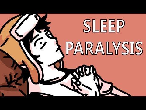 I Animate My Sleep Paralysis Experience