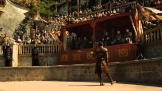Oberyn Martell vs Gregor Clegane