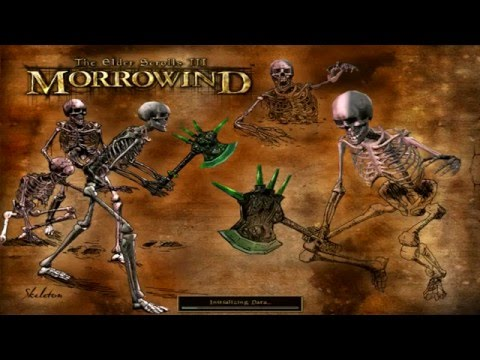 How to Install The Elder Scrolls III Morrowind on MAC OS X? Tutorial 2018