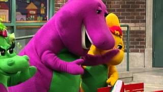 Barney: More Barney Songs - Clip