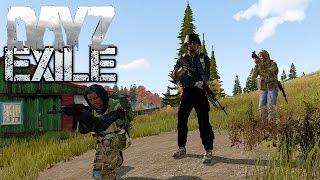 Arma 2: DayZ Mod - Survival Series - Part 3 Base Raids (1 8 8