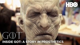 Inside Game of Thrones: A Story in Prosthetics – BTS (HBO)