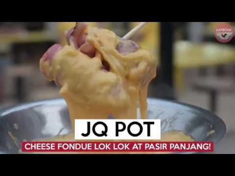 JQ Pot - Cheese Fondue Lok Lok At Pasir Panjang