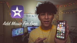 How To Add Music To iMovie | 2020