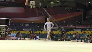 Ragan Smith - Floor Exercise - 2017 World Championships