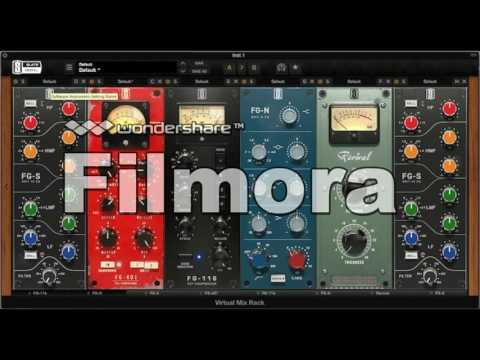 Slate Digital Virtual Mix Rack Free Download  descarga gratis full 2017