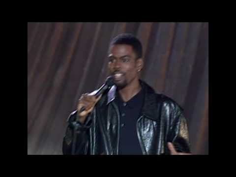 Xxx Mp4 Chris Rock Black People VS Niggaz Bring The Pain 1996 3gp Sex