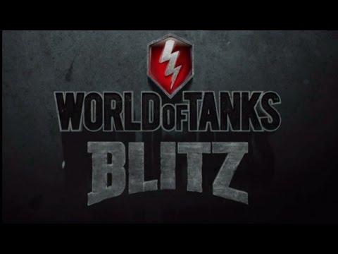 World of Tanks Blitz Gameplay for iPad