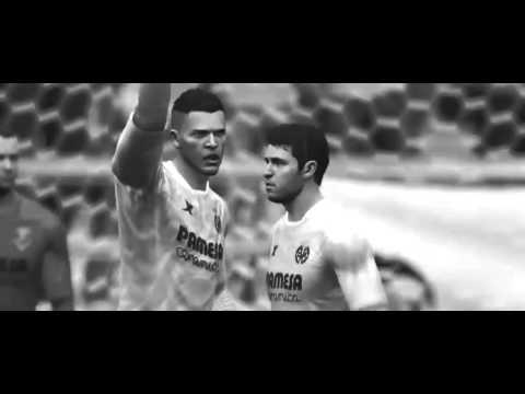 FIFA  Villarreal Gameplay vs FIFA 15
